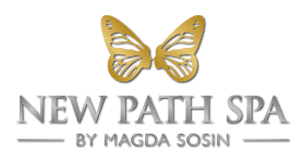 New Path Spa By Magda Sosin- Logo - Butterfly Wings / Faces